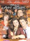 About Last Night... (DVD, 1998) BRAND NEW