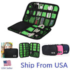 portable memory card - Portable Storage Bag for Memory Card USB Drive Charging Cable Earphone Organizer