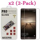 2Pcs 9H Tempered Glass Screen Protector For Huawei P8 / P9 /P10 Plus / Lite 2017