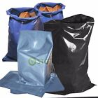 Strong Heavy Duty Black Blue Grey Rubble Refuse Builders Garden Sacks Bags