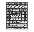 145 Key DSA Keyset Top Print For Steelseries Filco Leopold Cosair Black Widow