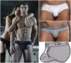 gay m - C-IN2 Brief Mens Underwear Core Gay/Guy FAST SHIPPING Size S M L XL (Whit Sling)