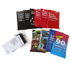 Card Against Humanity Jew Geek Reject Fantasy Holiday Pack Party Game Xmas BLBD