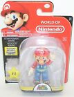 World of Nintendo 4.5 inch Action Figures Sealed - YOUR CHOICE - Jakks Mario WON