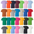Gildan Men's DryBlend 50/50 T-Shirt Pack of 5 Bulk Lot Solid Blank 8000 NEW