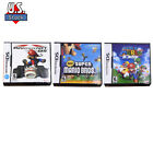Mario KART/SUPER BROS/MARIO 64 USA Version Game Card for Nintendo 3ds NDSI DSI