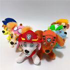 "New Set of 6 PAW Patrol Super Pups 5.5"" Plush Stuff Toy Pup Pals Gift for kids"