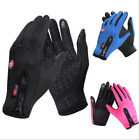 Mens Womens Winter Windproof Touch Screen Gloves Outdoor Sport Driving Ski Glove