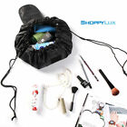 Cosmetic Drawstring Lazy Bag Portable Travel Makeup Storage Waterproof Pouch