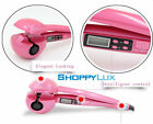 Auto Iron Hair Curler Electric Hairs Spiral Professional Ceramic Hot Rollers
