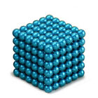 216pc 3&5mm Magnet Balls Magic Beads 3D Puzzle Ball Magnetic Sphere Kids Toy