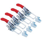 4Pcs New Hand Tool Toggle Clamp Horizontal Clamp Quick Release Tool 90/163KG inm