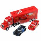 Disney Pixar Cars 3 2 Truck Diecast Metal Frank Mcqueen The King Mater Sally Flo <br/> Cars1-3 Mcqueen Queen Tractor Doc Fillmore Gift New