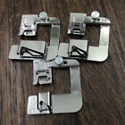 3 Size Domestic Sewing Machine Foot Presser Rolled Hem Feet for Brother Singer