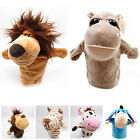 Mouth Open Plush Hand Puppets Child Kids Educational TOY Preschool Kindergarden