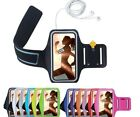 For Apple iPhone SAMSUNG Sports Armbands Running Case Jogging Cover Sports Case