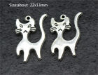 Wholesale Antique Silver Beautiful Jewelry Charms Pendant Carfts DIY Finding