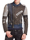 Fully Studded Fashion Jackets Real Soft Original Quality Leather in all sizes