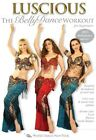 Luscious The Belly Dance Workout for Beginners DVD Used Like New