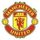 Manchester united Futbol Soccer Decal / Sticker 10 Sizes!!