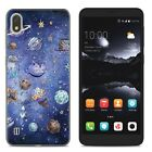 For ZTE Smartphone Lovely Cartoon Silicone TPU Bumper Cell Phone Case Cover