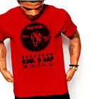 Oldschool Hip Hop T-Shirt Nas, Smif N Wessun, Mafioso, Fugees 90s red image