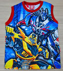 TRANSFORMERS Kids Girls Boys T shirt Size S,M,L,XL age 2-10 #04 New Great Gift