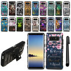 "For Samsung Galaxy Note 8 N950 6.3"" Hybrid Heavy Duty Kickstand Case Cover + Pen"