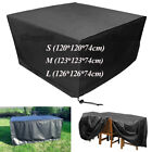 Waterproof Garden Patio Furniture Cover Covers For Rattan Table Cube Outdoor Uk