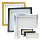 3D half inch Deep Box Picture Frame Display Memory Box For Medals Scrabble
