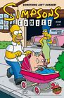 Homer Pet Pig Plopper Stroller Marge Baby Bongo Simpsons Comic Book Cover Art