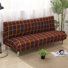 Sofa bed Cover Elastic Stretch Furniture Home Couch Slipcovers Without Armrest