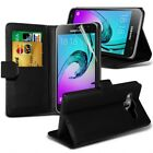 For SAMSUNG GALAXY J3 2017 & J3 2016 Wallet Leather Case Flip Cover