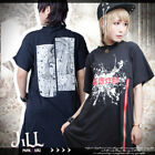 japan street punk anime Brain Fluid Explosion Girl zippered long tshirt【JAG0007】