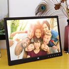 Digital Photo Frame 1209T 12 Inches Electronic Picture Frame Clock Calendar EX