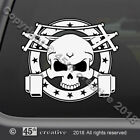 Lineman Skull Crossbones Decal - lineman skull n bones power line worker sticker
