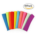 10x Lagute US Reusable Popsicle Container Neoprene Ice Pop Sleeves Freezer Cover