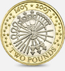 Rare Collectable £2 Coins Various Commemorative Two Pound GB UK IOM Coin Hunt £2