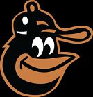 Baltimore Orioles Vinyl Decal / Sticker 10 Sizes!!! on Ebay