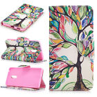 For Nokia 3 5 6 8 2.1 3.1 4.2 6.2 Luxury Flip Painted Wallet Leather Case Cover