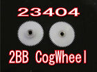 Freeship Abu Garcia Ambassadeur 4600-6500 Upgrade 23404 Dual bearing cog wheel