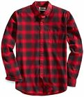 Goodthreads Men's Slim Fit Buffalo Plaid Oxford Shirt