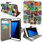 Luxury Leather Flip Case Wallet Cover For Samsung GalaxyS3 S4 S5 S6 S7 S8 S9