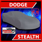 [DODGE STEALTH] CAR COVER - Ultimate Full Custom-Fit All Weather Protection