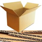 """24"""" x 18"""" x 18"""" Thick Strong Home Removal Packing Double Wall Cardboard Boxes"""