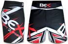 BEX MMA Fight Shorts Kick Boxing Training Mens Gym Wear Muay Thai Cage Fighting