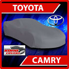 [TOYOTA CAMRY] CAR COVER - Ultimate Full Custom-Fit All Weather Protection