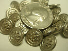 New lots of Italian Silver Sun Metal Buttons sizes 5/8 7/16 & Blazer suit  #SO