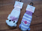 Girls Animal Face Mittens by Tick Tock - One Size Fits All 100% Acrylic