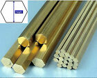 1pc Brass Hexagon Bar Rod Height 6 8 10 12 15 20 25 30 32 40 50mm,L= 500mm #N465